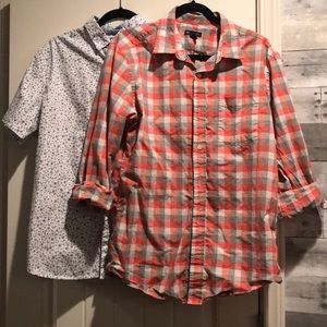 Slim fit shirt lot